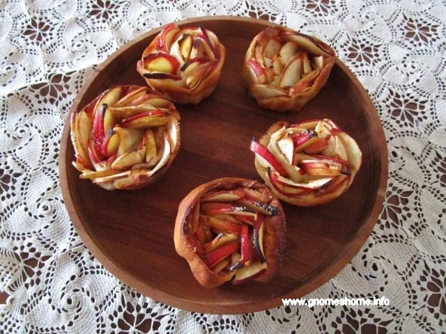 små æblekager
