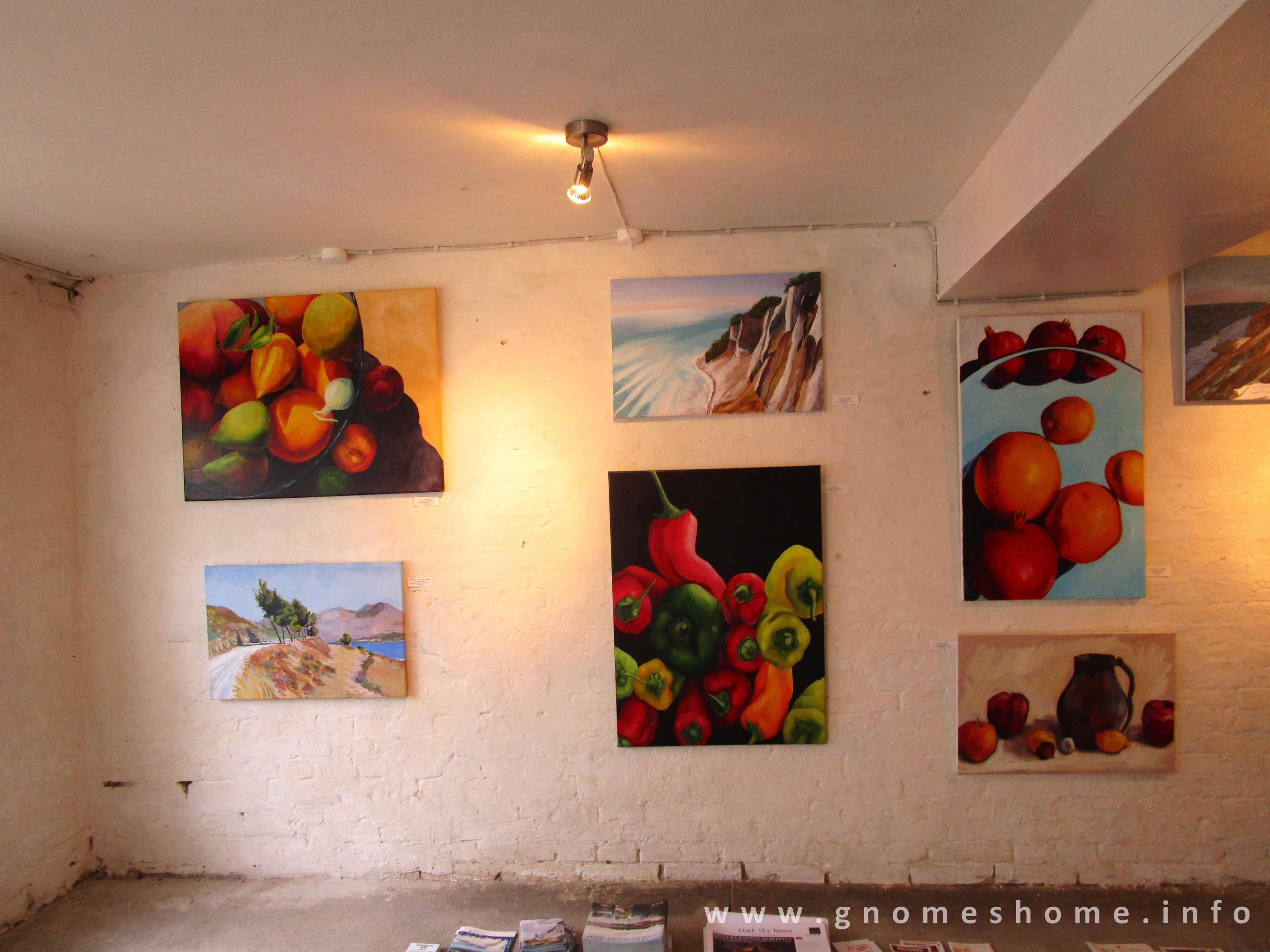 Liza's Gallery, Stege 2