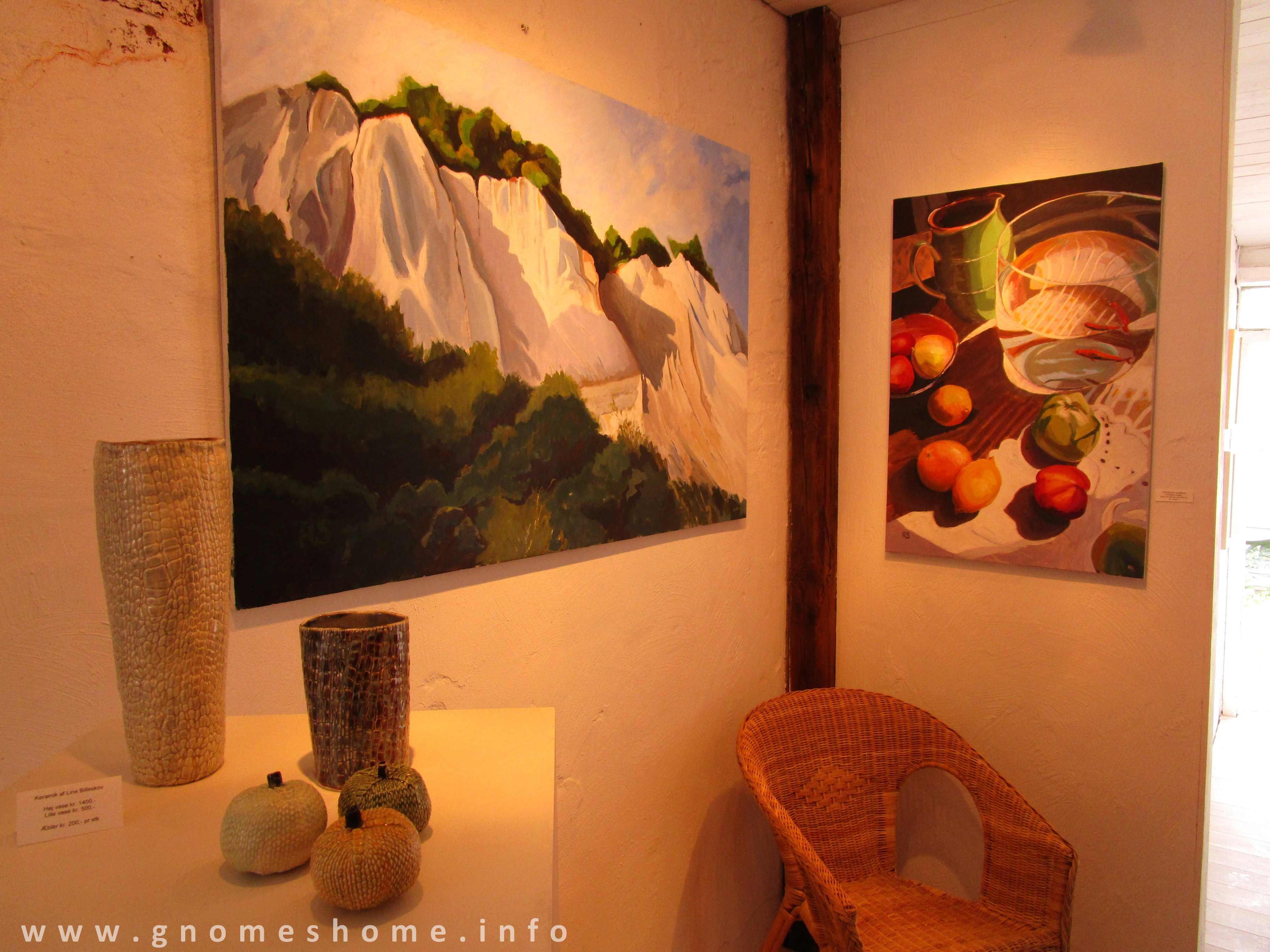 Liza's Gallery, Stege 3