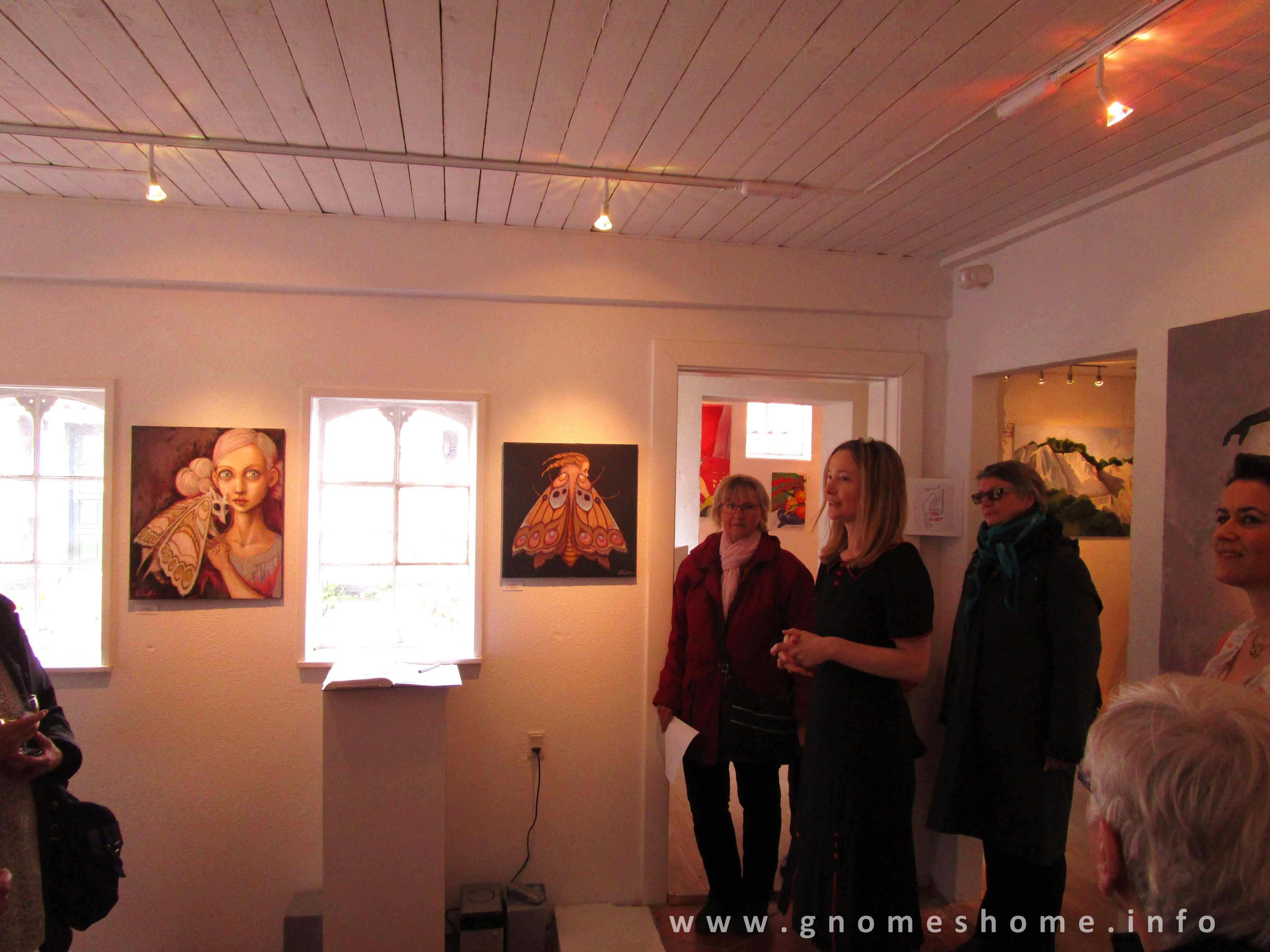 Liza's Gallery, Stege 5